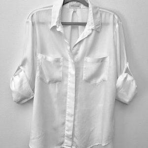 Long Sleeve Cloth & Stone Blouse